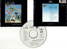 """TALK TALK """"The Very Best Of - Natural History"""" (CD) 1992"""