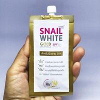 1x7ML Snail White GOLD 24 K Day Cream Namu life UVA&UVB SPF30 PA +++Anti-aging