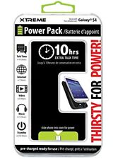 Xtreme Power Bank/Rubber Case for Samsung Galaxy S3 (Black 1800mAh Power) 88290