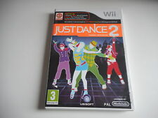 JEU WII - JUST DANCE 2 - Avec notice