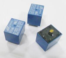 5pcs SONGLE 24V DC SPDT Power Relay SRD-24VDC-SL-C  Good