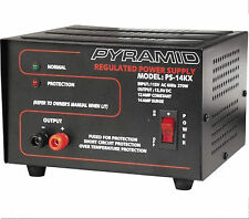 PS14KX 14A 13.8-Volt Regulated Power Supply/Inverter Converts 120vAC to 12vDC