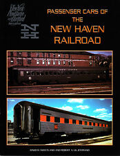 Passenger Cars of the New Haven Railroad, Railroad Book