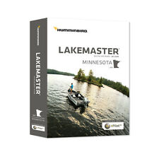 LAKEMASTER HB Chart Minnesota Version 5 SD Card Humminbird 600021-2