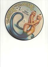 PICTURE DISQUE  BLONDE ON BLONDE   :  WHOLE LOTTA LOVE  (1979)