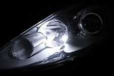Ford Xenon White LED SIDELIGHTS Parking Lights Bulbs - T10 W5W 501 Error free