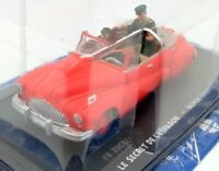 Atlas 1/43 Scale G1723002 - Buick Cabriolet Le Secret De L'Espadon - Red