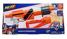 Hasbro Nerf Gun Accutrooper Blaster 25 Darts Trommel Elite Strike Magazin Gewehr
