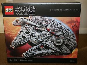 LEGO Star Wars Millenium Falcon 75192 Ultimate Collection Series - BNIB