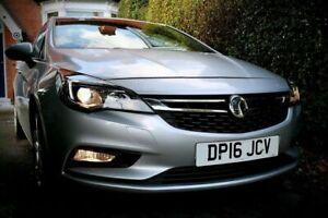 Vauxhall Astra 1.4i Turbo SRi 5dr