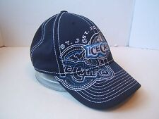 St John's Ice Caps Defunct Hockey Team Hat AHL Reebok L/XL Fitted Baseball Cap