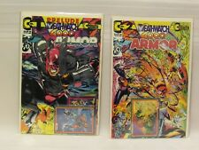 Armor (1993 2nd Series) comic books, Continuity Comics