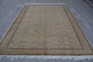 Unique Rug 7.8x11 Entry Old Turkish Carpet Large Floor Mat Bohemian Oriental