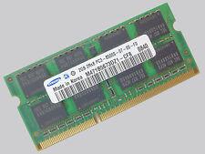 2GB DDR3-1066 PC3-8500 SAMSUNG M471B5673DZ1-CF8 SODIMM LAPTOP RAM SPEICHER