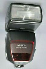 MINOLTA  MAXXUM  5200i FLASHGUN