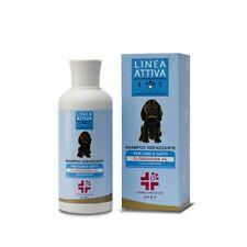 Shampoo igienizzante Vegetale per cani e gatti con clorexidina Linea Attiva 101