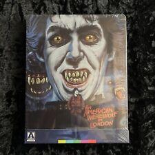 An American Werewolf in London (Blu-ray) Steelbook. Sealed