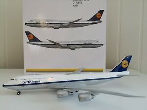 Herpa 1/200 Lufthansa Boeing 747-8 Koln Retro livery D-ABYT