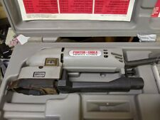 Porter Cable Profile Sander Kit, 444 power, accessories and Case