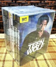 TEEN WOLF Complete TV Series Season 1 2 3 4 5 6 Part 2 Seasons 1-6 DVD Set NEW!