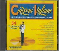 TU MUSICA DIVINA Le più belle canzoni della tradizione CD Audio Musicale