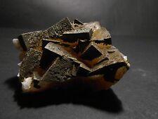 Grandes cubos de fluorita de Mina Moscona Big fluorite cubes from Spain