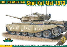 Ace 1/72 IDF Centurion Shot Kal Alef 1973 # 72439