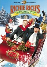 Richie Rich's Christmas Wish New Dvd