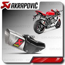 Akrapovic Yamaha YZF R1 2016 16 Exhaust Titanium