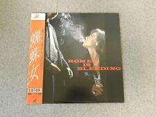 Romeo is Bleeding - Laser Disc - JAPAN LD