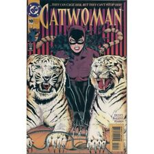 Catwoman #10 DC Detective Comics May 1994 comic books Duffy Balent Parks