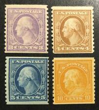 TDStamps: US Stamps Scott#494-497 (4) Mint H OG