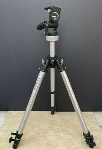 Bogen Manfrotto 3001 Professional Tripod w/ #3029 Head - Excellent Condition!