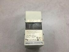 Used Sola Constant Voltage Transformer 23-13-060-2