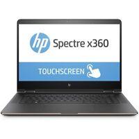 """Hewlett Packard 15-bl018ca Spectre x360 15.6"""" Intel i7-7500U Laptop Computer - R"""