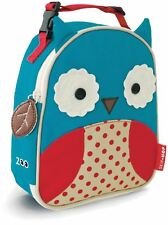 Skip Hop ZOO LUNCHIE INSULATED LUNCH BAG - OWL Kids Insulated Lunch Bags BN