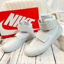 NIKE Marxman PRM Mens Sneakers Size 12 Basketball Trainers Hi Top Shoes NIB