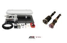 D2 Air Struts + VERA Basic Air Suspension For 07-14 Infiniti G37 G37S Sedan RWD
