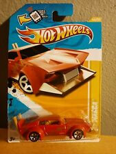 RED CANDY FLAKE 2012 New Models Hot Wheels MAD MANGA #44 mint in package