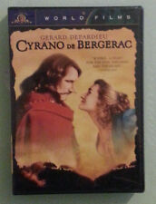 gerard depardieu  CYRANO DE BERGERAC    DVD NEW   genuine region 1