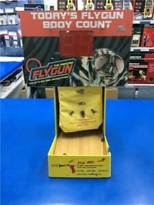 Merchandising Desk Stand Suit Amazing Flygun with soft target face absorb impact