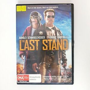 Last Stand Movie DVD Region 4 Free Postage - Action Comedy