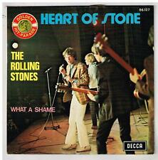 The ROLLING STONES   Heart of stone   7'  SP 45 tours