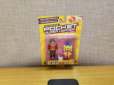 DC Comics Pocket Super Heroes Golden Age Dr. Mid-Nite & The Atom, New!