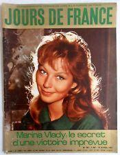 ►JDF 387/1962-MARINA VLADI-GENEVIEV GRAD-CATHERINE DENEUVE-JACQUES GRIFFE-BARDOT