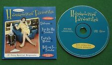 Housewives Favourites Johnnie Ray Platters Frankie Avalon Bachelors + CD