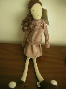 MAMAS AND PAPAS DAYTIME DOLL SOFT TOY