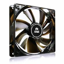 AAB Cooling Super Silent R12 - Leise und Effizient 120mm Lüfter 64m3/h 12,9db(A)