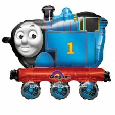 63cm Thomas The Tank Engine Children's Party Giant Foil Airwalker Balloon