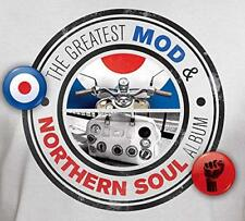 The Greatest Mod and Northern Soul Album [CD]